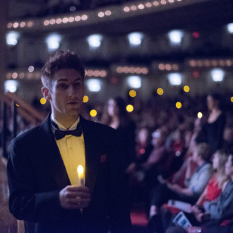 BSSL-2015-Xmas Candlelight Concert-procession-1