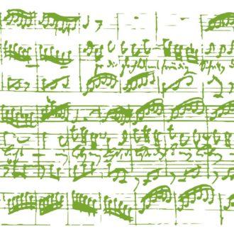 music-green
