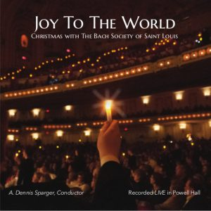CDs and Digital Downloads | The Bach Society of Saint Louis