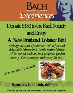 Lobster Boil poster